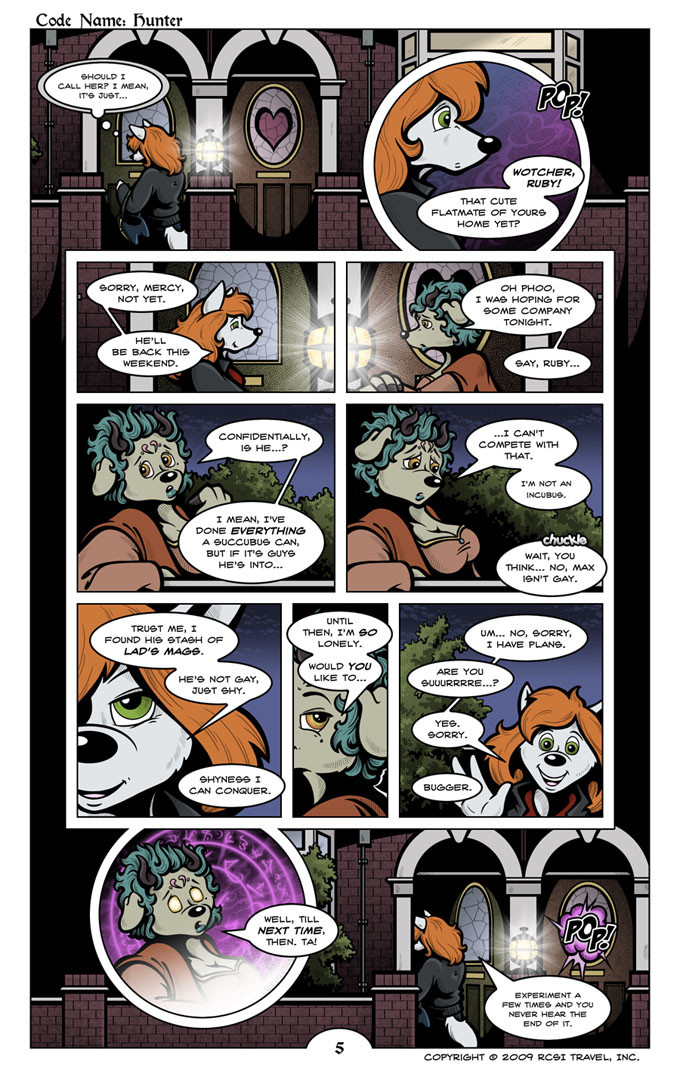Issue 9 - Page 05